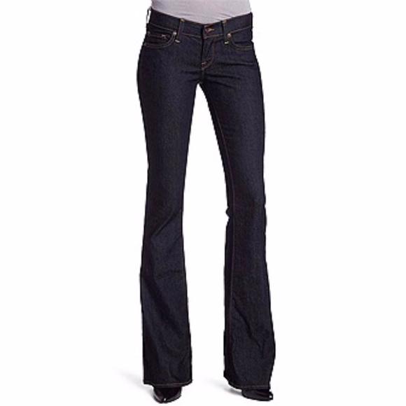 Lucky Brand Denim - Lucky Brand Charlie Flare Jeans Denim Pants